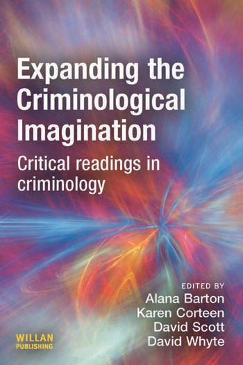 Expanding the Criminological Imagination book cover