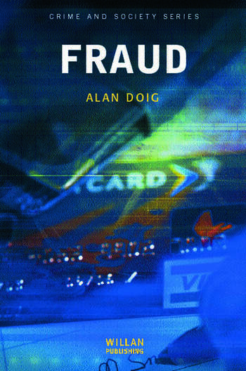 Fraud book cover