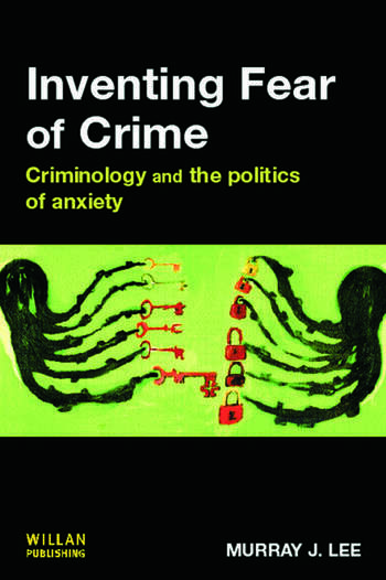 Inventing Fear of Crime book cover