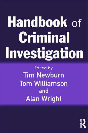 Handbook of Criminal Investigation book cover