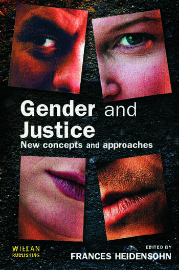 Gender and Justice book cover