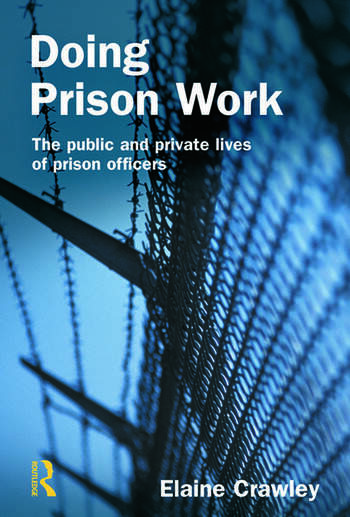 Doing Prison Work book cover
