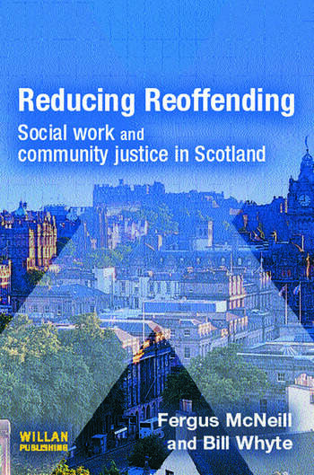 Reducing Reoffending book cover