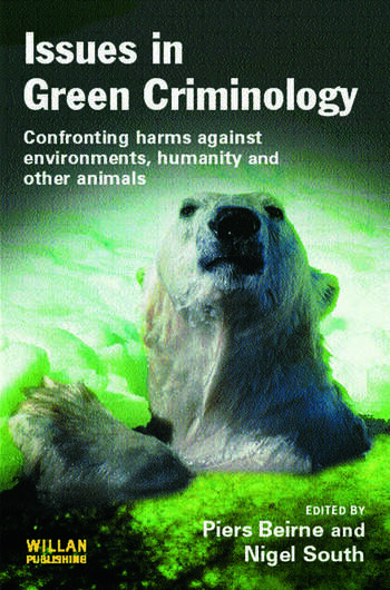 Issues in Green Criminology book cover