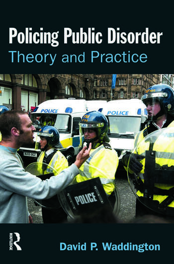 Policing Public Disorder book cover