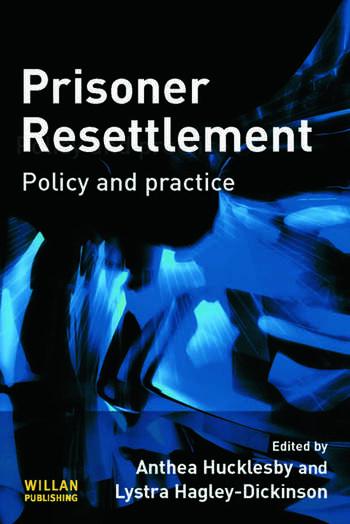 Prisoner Resettlement book cover