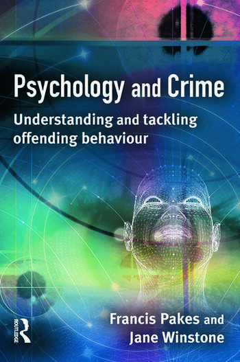 Psychology and Crime book cover