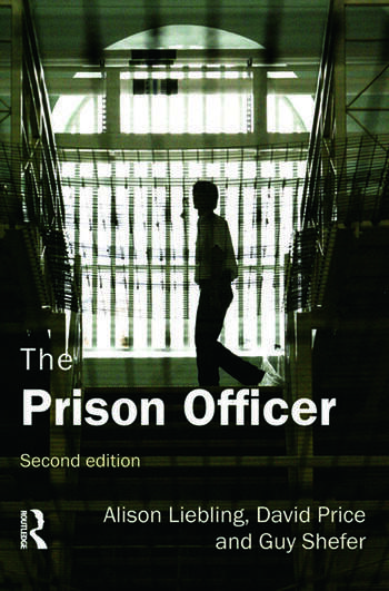 The Prison Officer book cover