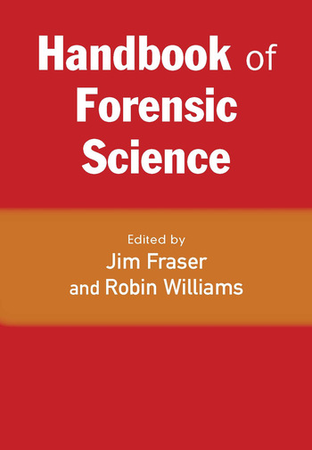 Handbook of Forensic Science book cover