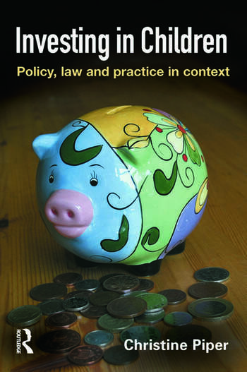 Investing in Children Policy, Law and Practice in Practice book cover