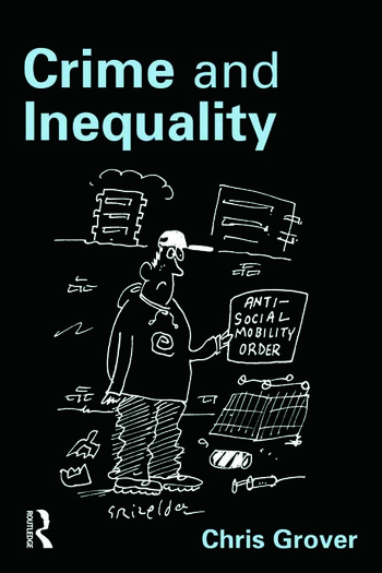 Crime and Inequality book cover