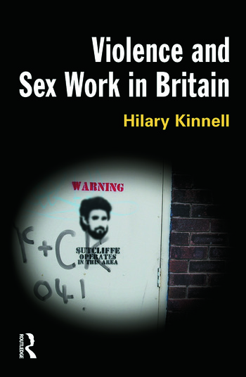 Violence and Sex Work in Britain book cover