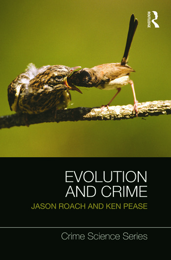 Evolution and Crime book cover