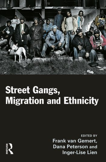 Street Gangs, Migration and Ethnicity book cover
