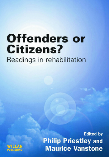 Offenders or Citizens? Readings in Rehabilitation book cover