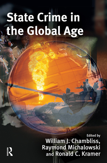 State Crime in the Global Age book cover
