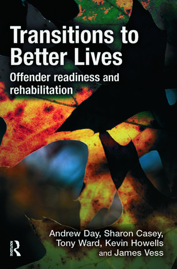 Transitions to Better Lives Offender Readiness and Rehabilitation book cover