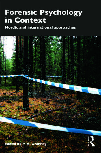 Forensic Psychology in Context Nordic and International Approaches book cover
