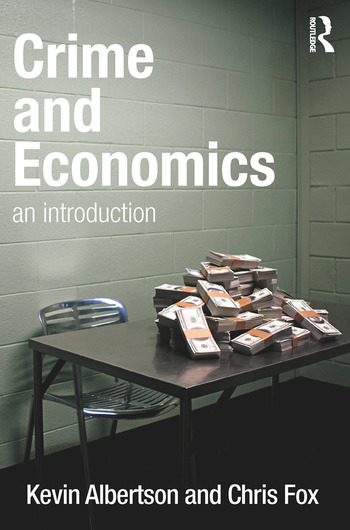 Crime and Economics An Introduction book cover