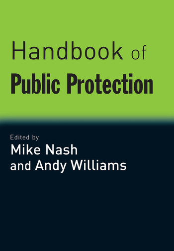 Handbook of Public Protection book cover