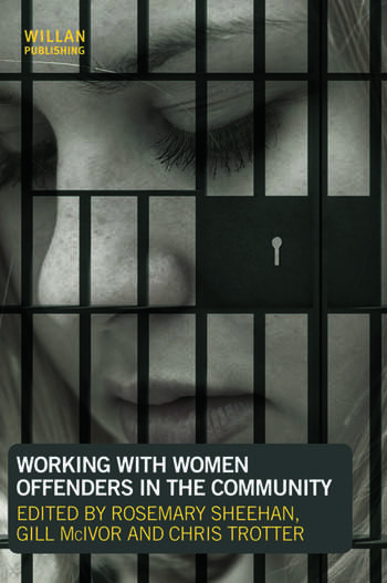 Working with Women Offenders in the Community book cover