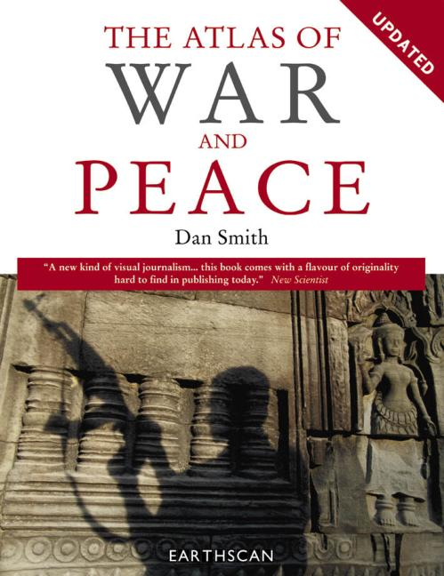 The Atlas of War and Peace book cover