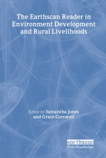 The Earthscan Reader in Environment Development and Rural Livelihoods book cover