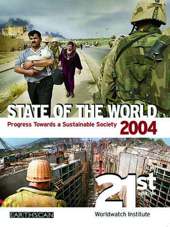 State of the World 2004 Progress Towards a Sustainable Society book cover