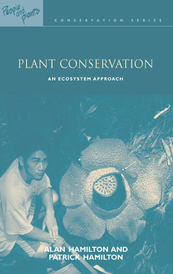 Plant Conservation An Ecosystem Approach book cover