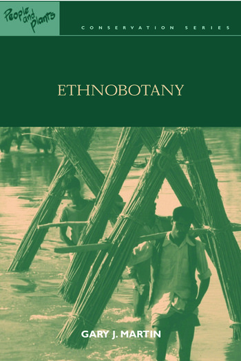 Ethnobotany A Methods Manual book cover