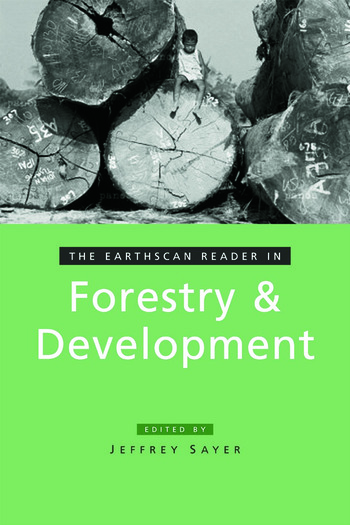 The Earthscan Reader in Forestry and Development book cover