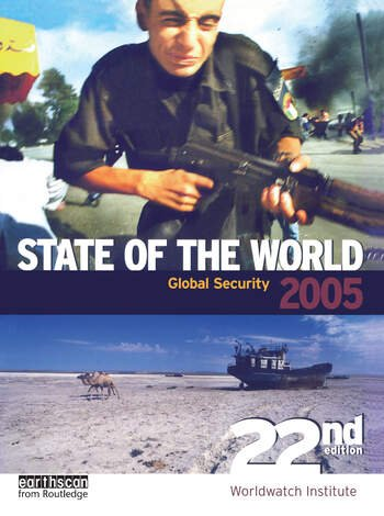 State of the World 2005 Global Security book cover