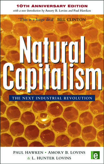 Natural Capitalism The Next Industrial Revolution book cover