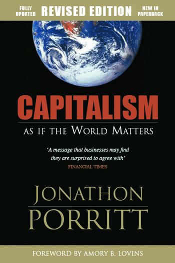 Capitalism as if the World Matters book cover