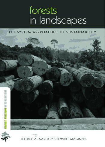 Forests in Landscapes Ecosystem Approaches to Sustainability book cover
