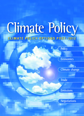 Climate Policy Options Post-2012 European strategy, technology and adaptation after Kyoto book cover