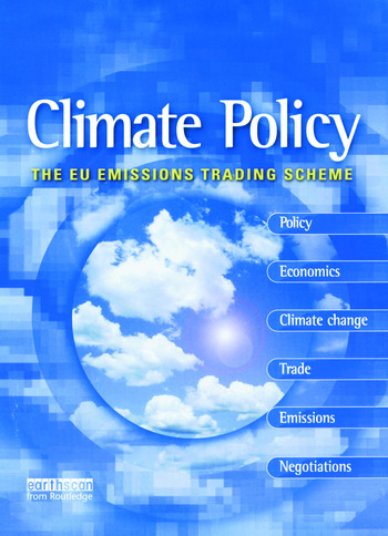 The EU Emissions Trading Scheme book cover