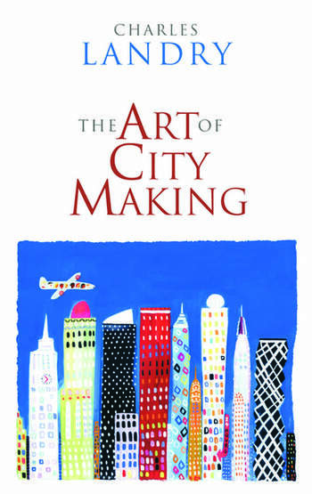 The Art of City Making book cover