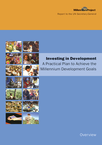 UN Millennium Development Library: Overview book cover