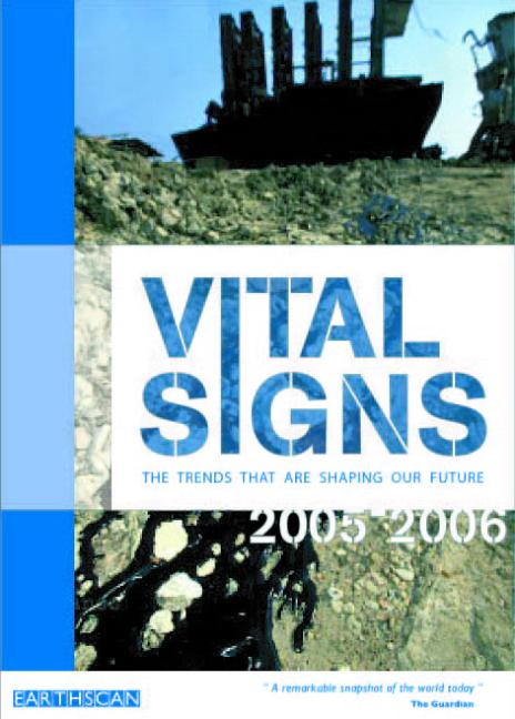 Vital Signs 2005-2006 The Trends that are Shaping our Future book cover