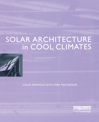 Solar Architecture in Cool Climates book cover