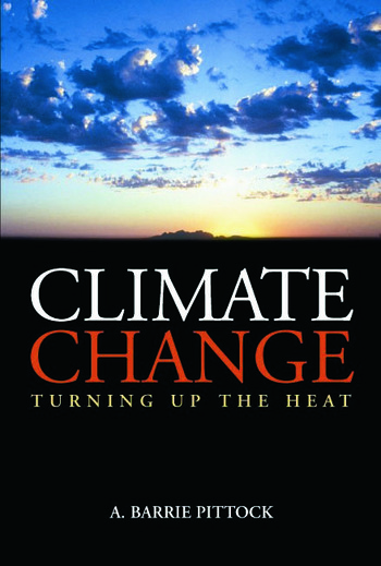 Climate Change Turning Up the Heat book cover