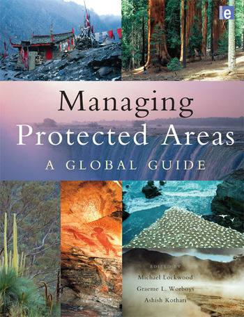Managing Protected Areas A Global Guide book cover