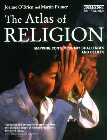 The Atlas of Religion Mapping Contemporary Challenges and Beliefs book cover