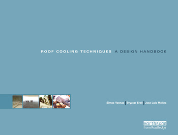 Roof Cooling Techniques A Design Handbook book cover