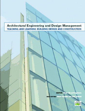 Teaching and Learning Building Design and Construction book cover