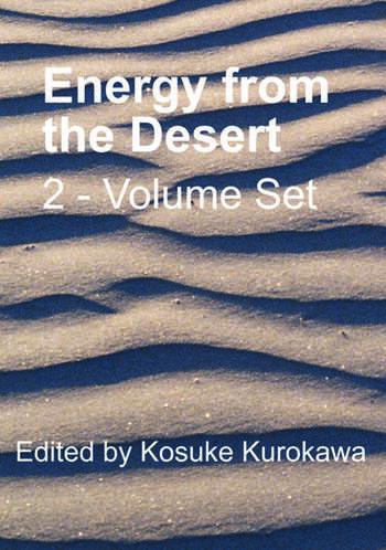 Energy from the Desert - 2 Volume Set book cover