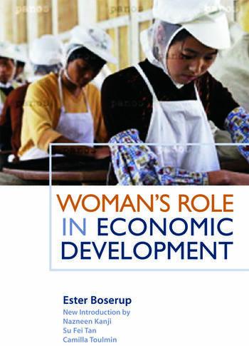 roles of women in the economic