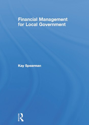 Financial Management for Local Government book cover
