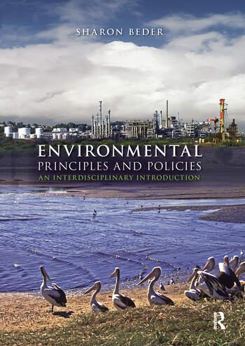 Environmental Principles and Policies An Interdisciplinary Introduction book cover